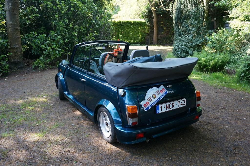 Rover Mini Cabriolet 1993 Minicooperforumorg